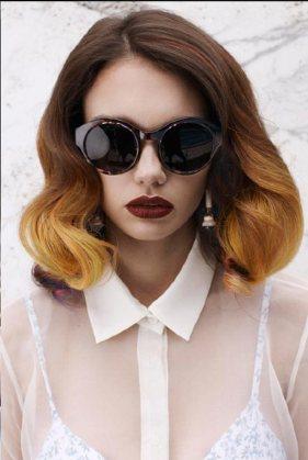 medium-length-ombre-hair